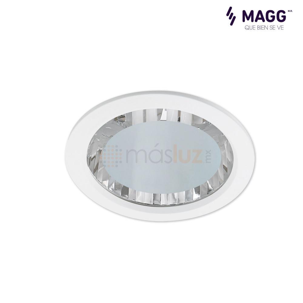 L mpara fit ii center 2x13w electromagnetico blanco magg - Lampara fluorescente cocina ...