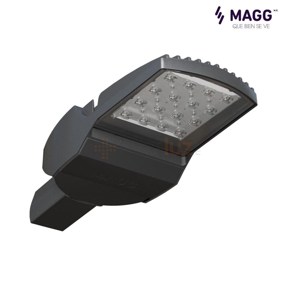 Luminario led citi 40 35w 100 305v magg masluz for Luminarias de exterior led