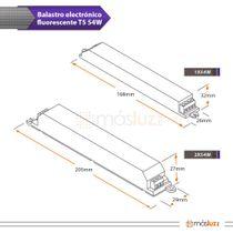 b0379-200-3-balastro-electronico-encendido-rapido-para-t5-1x54w-127v-magg-diagrama