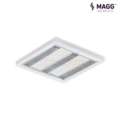 l2301-2f0-1-gabinete-kromos-i-3x14w-empotrable-magg