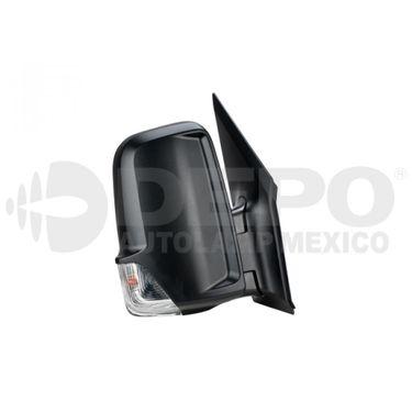 /> Puerta De Espejo Negro Eléctrico brazo Corto O//S Conductor Derecho Mercedes Sprinter 2006