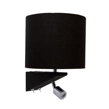 luninario-de-pared-negro-100-240v-116776-lampara-de-pared-led-base-e27-flores-19-37w-negro-tecnolite87