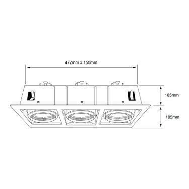 interior-empotrados-s-l-100-240ve27-386277-lampara-de-techo-base-e27-39w-luyten-ii-blanco-tecnolite87